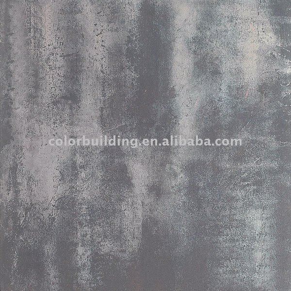 Porcelain Square Metal Look Tile Rust Surface Flooring Mosaic Product On Alibaba