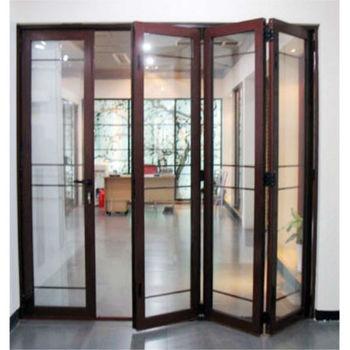 Large opening aluminum folding patio door aluminum glass for Large opening patio doors