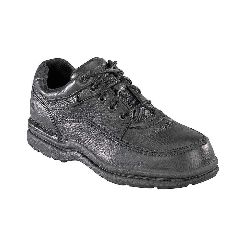Work Shoes, Stl, Mn, 13W, Blk, PR