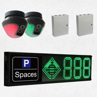 Intelligent Ultrasonic Parking Guidance System