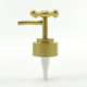 Customized golden plastic kitchenware accessories hand soap pump