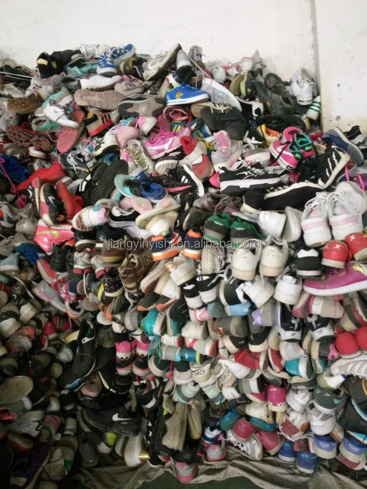 High Quantity Mix Used shoes Second Hand Shoes