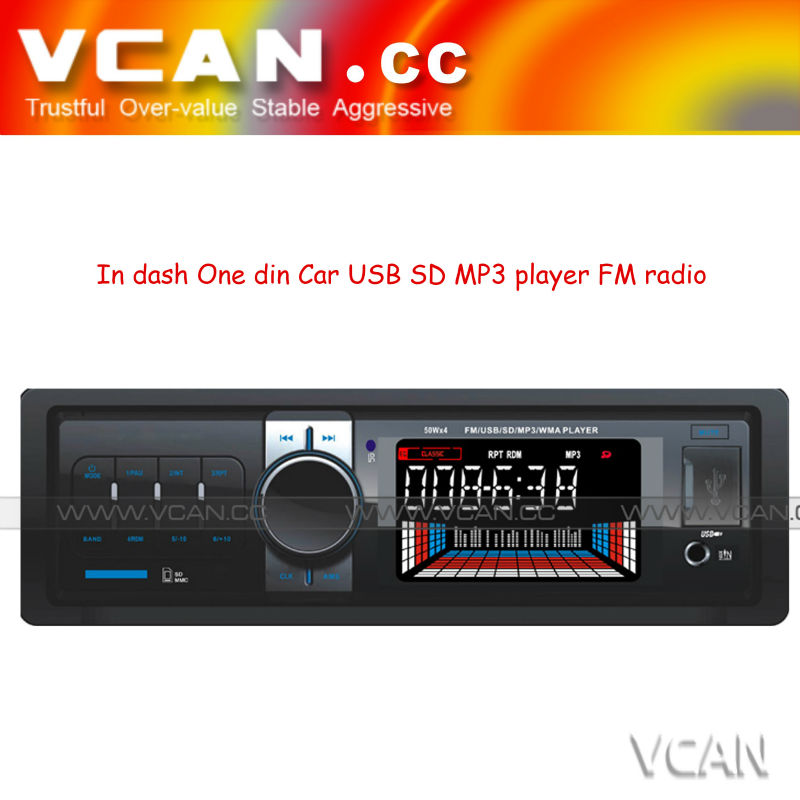 VCAN0724 car mp3 player manual car mp3 interface