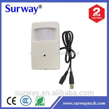 720p IP Security Motion Sensor Camera Support Audio Recorder/Intelligent Video Analytics Smartphone Monitoring