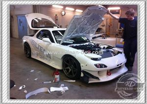 Fd3s Front Fender, Fd3s Front Fender Suppliers and