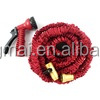 25/50/75/100FT South America buy directly from China 3 latex layers garden hose with aluminum/rubber buckle