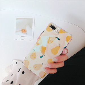Custom Lovely Dusk design 3D IMD mobile phone back cover case for Iphone 6/7/8/plus/X/XR/XS max