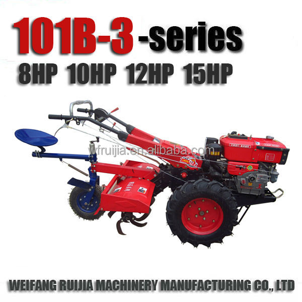 China Mini Tractor All Types Of Farm Tools Matched 8-15hp Mini ...