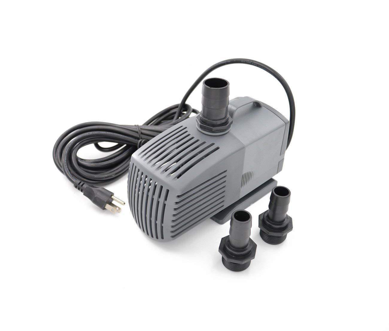 Jebao FA-4000F Series Submersible Fountain Pump with Pre-Filter 850GPH for Hydroponics, Aquaponics, Waterfall, Fish Pond