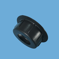 Injection ODM Rigid PP Pipe Holder End Plug