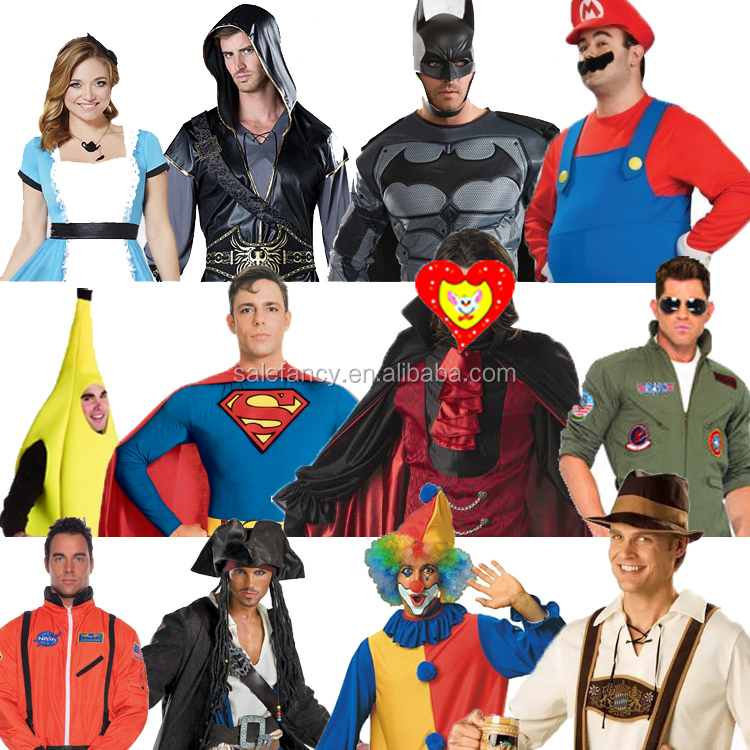 Sexy Sex Adult Man Carnival halloween costume suppliers wholesale Fancy Dress Costumes QAMC-2193