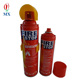 aerosol fire extinguishing spray 500ml 1000ml foam fire stop car mini small fire extinguisher