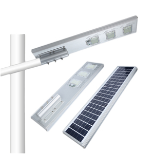 High quality outdoor waterproof IP65 50w 100w 150w all in one integrated LED solar street light
