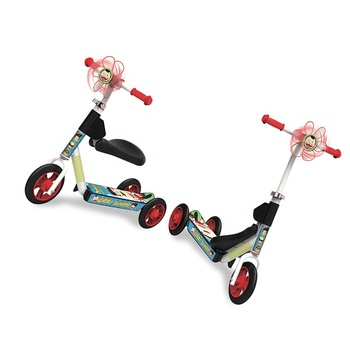 High Density Kids Tricycle Scooter for sale