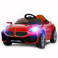 Wholesale Baby Battery Operated Toys 4 Wheel Cheap Electric Car for Kids
