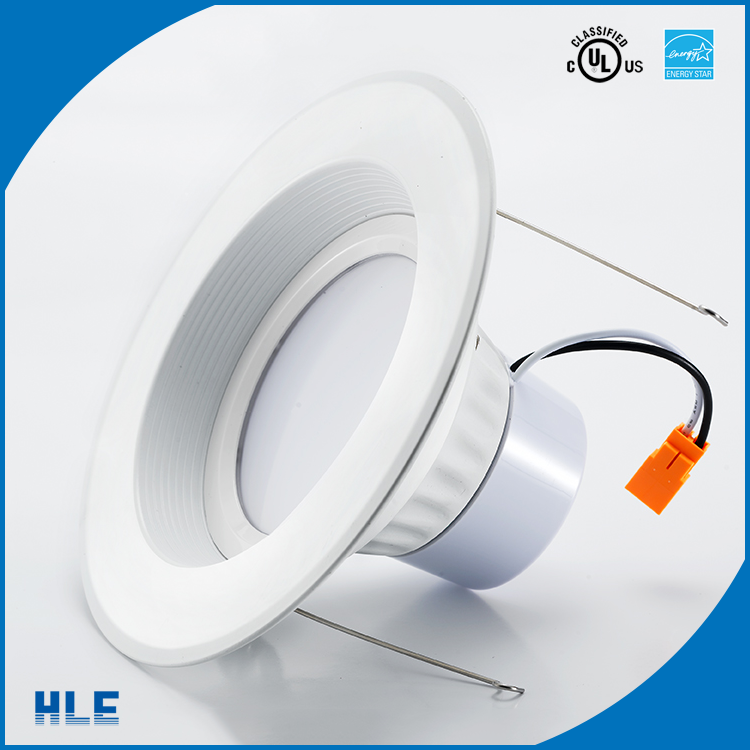 Que Yu hot sale 4inch/5inch/6inch led downlight with UL DLC approved