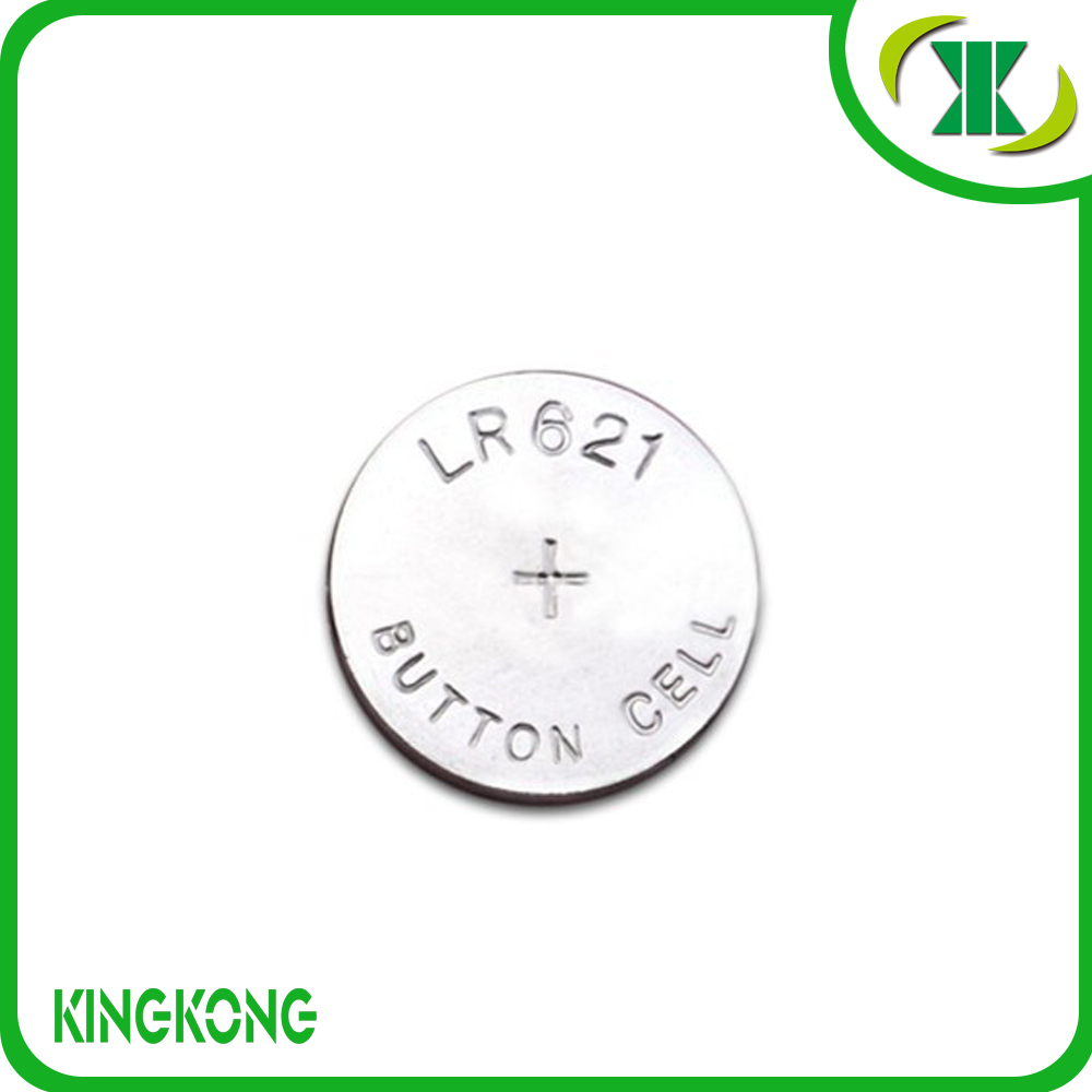 AG1/LR621 1.5v alkaline button cell battery for Electronic pet battery CE and SGS certified