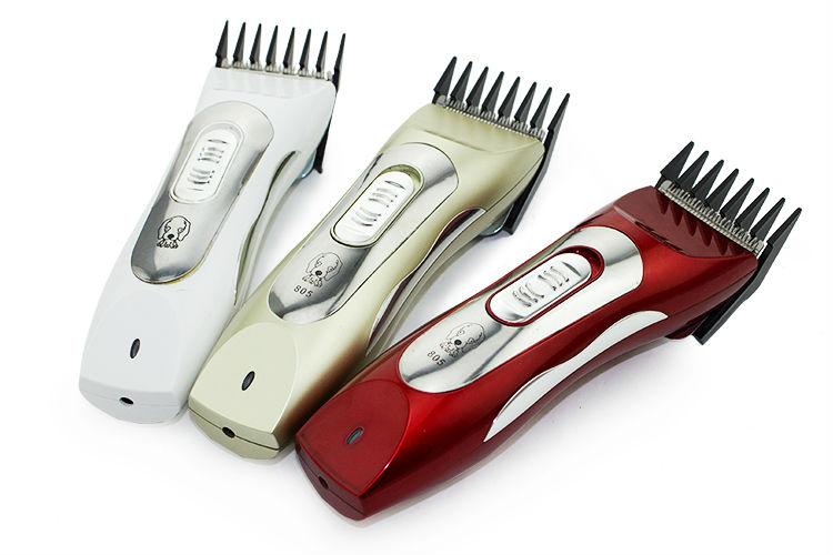 Hair Cutting Kits : Pet Hair Clippers Rechargeable Hair Cutting Kit Clippers Easy Cut Pet ...