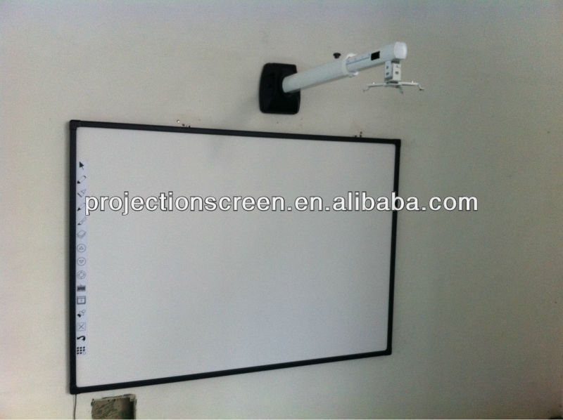 cheaper and better interactive whiteboard for Short focal projector