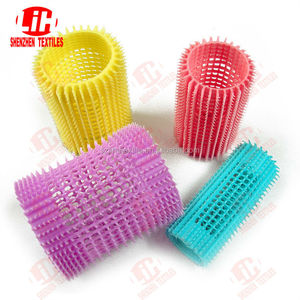 2015 Most Fashional Magic DIY magic Plastic Hair Curl Roller Cheap Price
