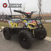 2018 Hot sale new arrive quad bike 500w 36v safety professional electric atv for kids