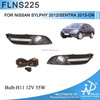 Fog Light For NI SSAN SYLPHY 2012/SENTRA 2013-ON Fog Lamp