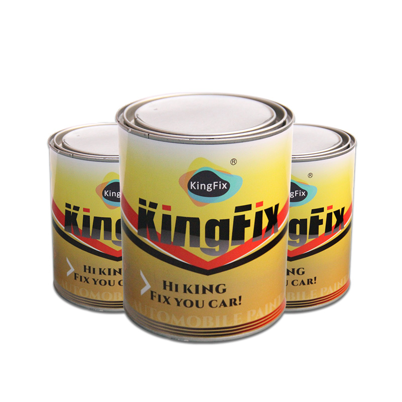KINGFIX Brand low price uv car varnish for metal <strong>coating</strong>