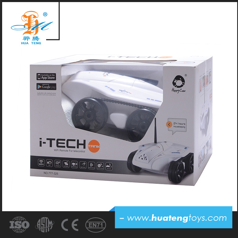 Sales new product high quality fpv rc toy panzer with hd camera