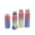 Customized Capacity Vacuum Flask Bottle Double Wall Insulated 64oz Beer Growler Stainless Steel Water Bottle Travel Sports