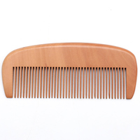 Amazon hot selling brands wooden beard comb