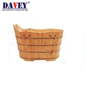new 2014 wooden barrel bath tub/wooden bath barrel/foot bath barrel