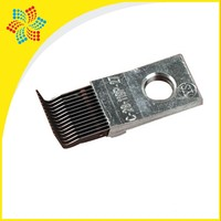 warp knitting spare parts knitting needle Raschel Block