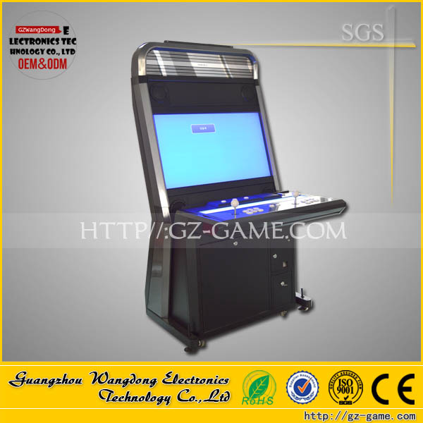 Empty Arcade Cabinet With 32 Inch Touch Screen /taito Vewlix ...
