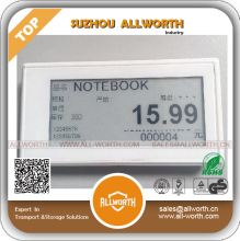 Wireless e-paper esl e-ink electronic price Tag