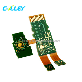 Fpc Flexible Circuit Assembly Rigid Flex Pcb Manufacturer
