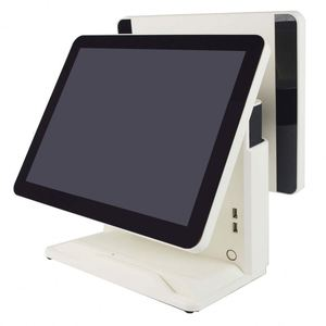 pos touch pos with fingerprint reader gprs pos terminal