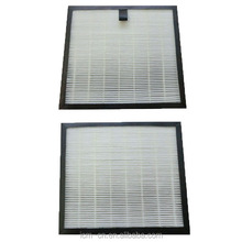 Electrostatic type Mini pleat hepa filter h10