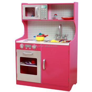 role play interactive 3 8 years old using wooden kitchen sets toy rh alibaba com Play Kitchen for 6 Year Old Play Kitchen for Two Year Old