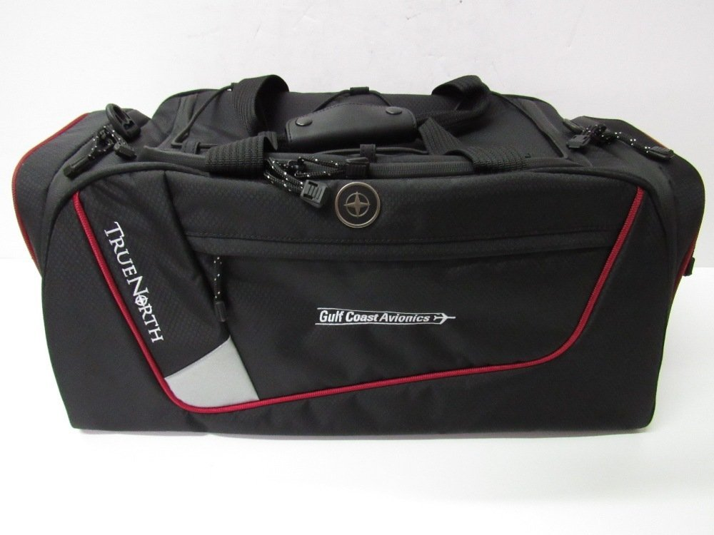 9b01500c87eb Gulf Coast Avionics Logo Flight Bag