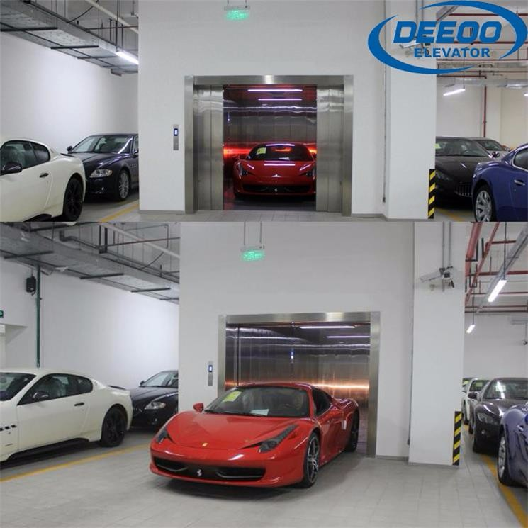 German Quality Car Elevator Car Garage Elevator Car Lift