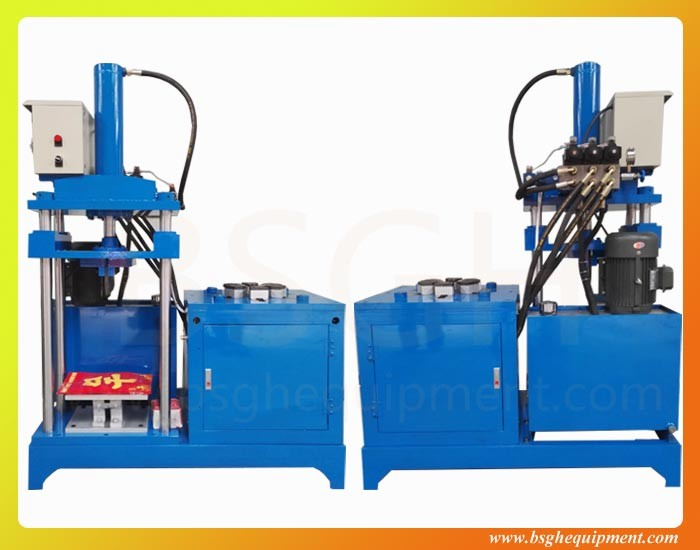 Hot Selling In South Africa Auto Scrap Stator Cutting Machine Combined With Pulling Equipment