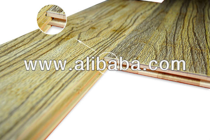2 3 Thickness Premium Bamboo Flooring 35 Years Warranty