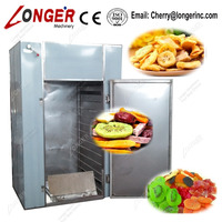 Fresh Vegetable And Fruit Chips Drying Machine