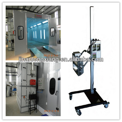 infrared heat lamp is a quick paint drying equipment with infrared heating