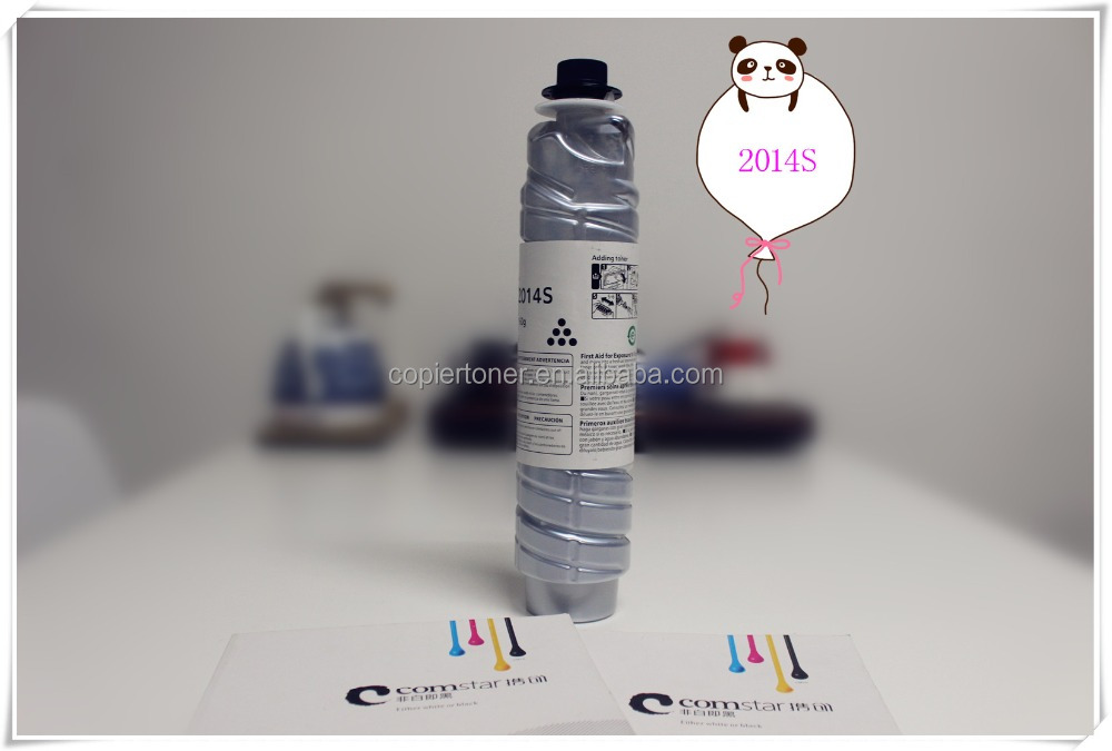 MP2014S for Ricoh copier MP2014 2014EN 2014D 2014AD compatible toner cartridge 2014S