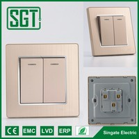 Switch power supply two gang one way wall switch