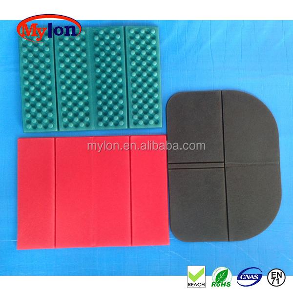Waterproof Closed Cell Cross-linked Polyethylene Foam Seat Cushion - Buy  Waterproof Closed Cell Cross-linked Polyethylene Foam Seat Cushion,Folded