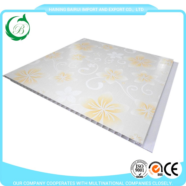 Waterproof PVC panel, plastic wall panel, PVC ceiling panel for Bathroom
