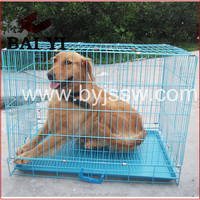 Heavy Duty Large Steel Dog Iron Cage For Sale Cheap