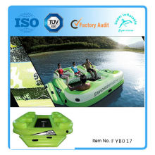 Inflatable Lake & River Seated Floating